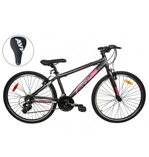 Vélo Junior AVP M26 21 Vit Fille