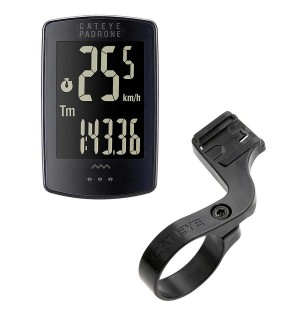 Compteur Cat Eye Padrone Stealth