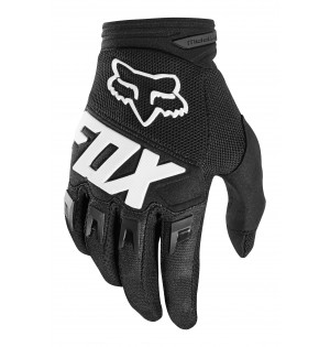Gants Fox Dirtpaw Race Jr Noir